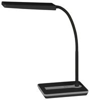 Настольная лампа ЭРА NLED-446-9W-BK