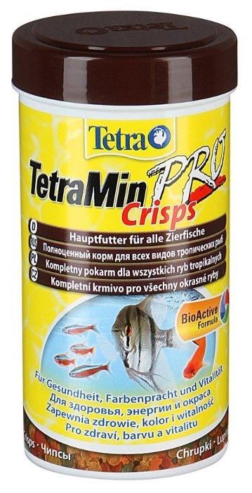Сухой корм Tetra TetraMin Pro Crisps для рыб