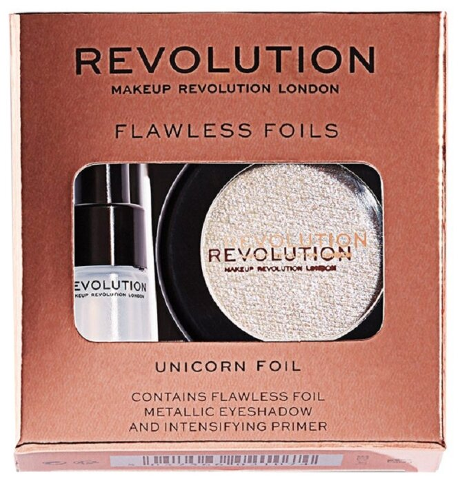 REVOLUTION Набор Flawless Foils Unicorn Foil