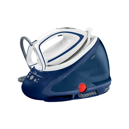Парогенератор Tefal GV9580 Pro Express Ultimate Care синий/белый недорого
