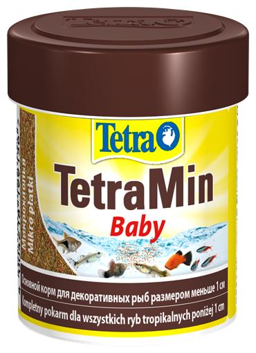 Сухой корм Tetra TetraMin Baby для рыб