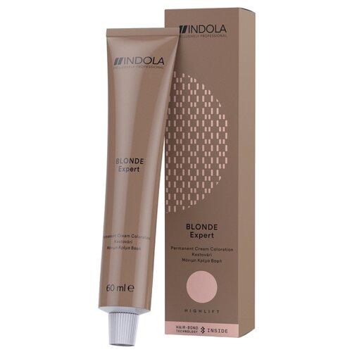 Indola Blonde Expert Перманентный крем-краситель для волос Highlift, 60 мл, 1000.1, Блондин пепельный крем краска для волос indola color red