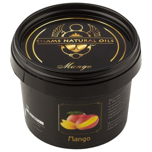 Масло для тела Shams Natural oils манго нерафинированное, 100 гКремы и лосьоны<br>