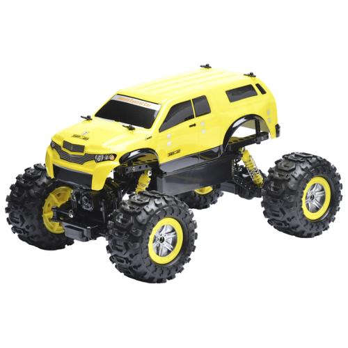 Купить Внедорожник Mioshi Tech Мегапикап (MTE1201-124) 1:12 35 см желтый, Радиоуправляемые игрушки