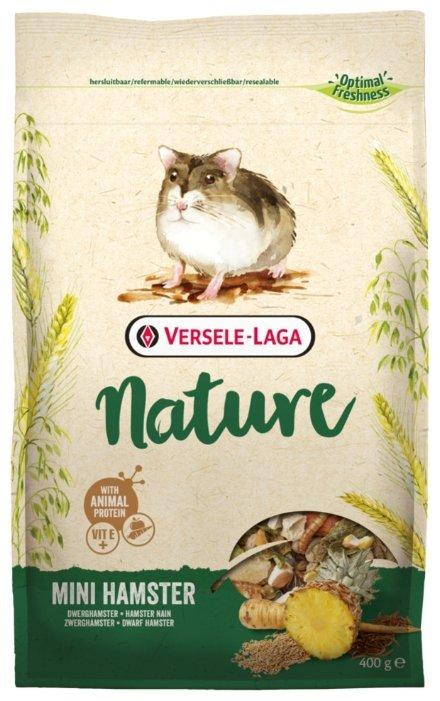Versele-Laga Mini Hamster Nature Корм для карликовых хомяков 400 г. (13665)