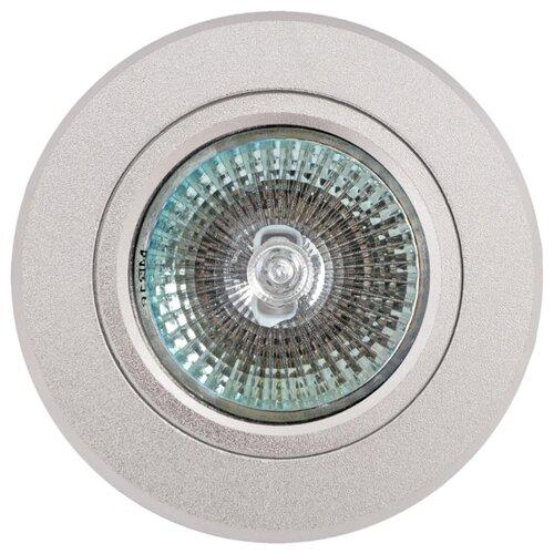 Встраиваемый светильник De Fran FT 9940, алюминий треугольник de fran ft 9228 g smd
