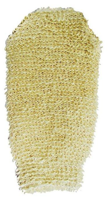 Мочалка Beauty format варежка из крапивы и хлопка (45585-4000)