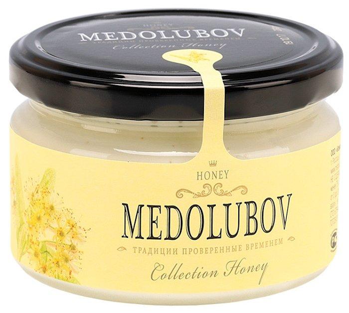 Крем-мёд Медолюбов липа дальневосточная 250мл