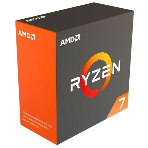Купить Процессор AMD Ryzen 7 1700X Summit Ridge (AM4, L3 16384Kb) BOX