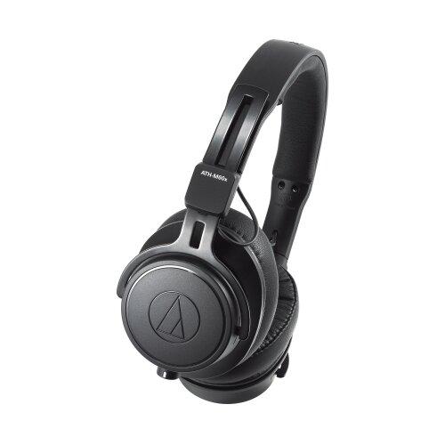 Наушники Audio-Technica ATH-M60x, black