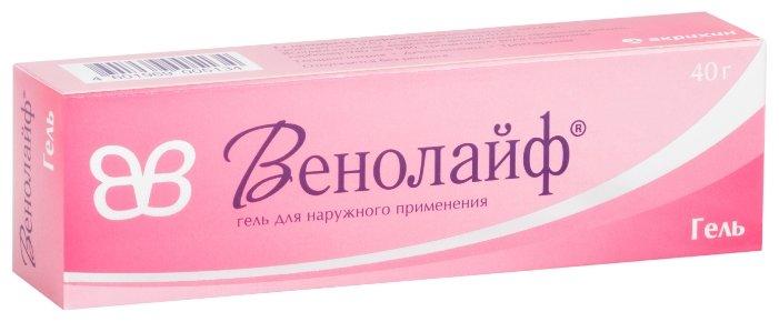 Венолайф гель 40г №1
