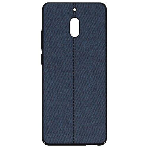 Чехол Volare Rosso Jeans для Nokia 2.1 темно-синий