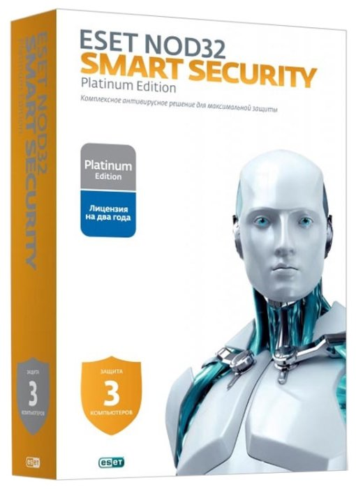 Комплексная антивирусная защита корпоративной сети Eset NOD32 Smart Security Business Edition для 146 пользователей