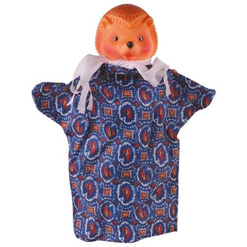 Фото - ОГОНЁК Кукла-перчатка Ежик (С-962) кукла огонёк арина с веснушками