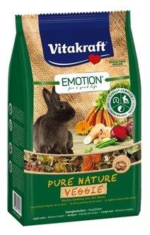 Корм для кроликов Vitakraft Emotion Pure Nature Veggie