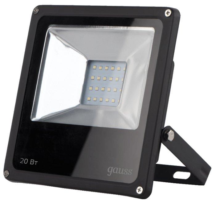Галогенный прожектор IEK ИО-1000Вт симметричный патрон-цоколь R7s 1000W (Вт) 220V IP54 275х300х155 LPI01-1-1000-K02