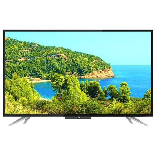 "Телевизор Polar P55L35T2CSM 55"" (2018), черный"