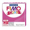 Полимерная глина FIMO kids 42 г нежно-розовый (8030-25)