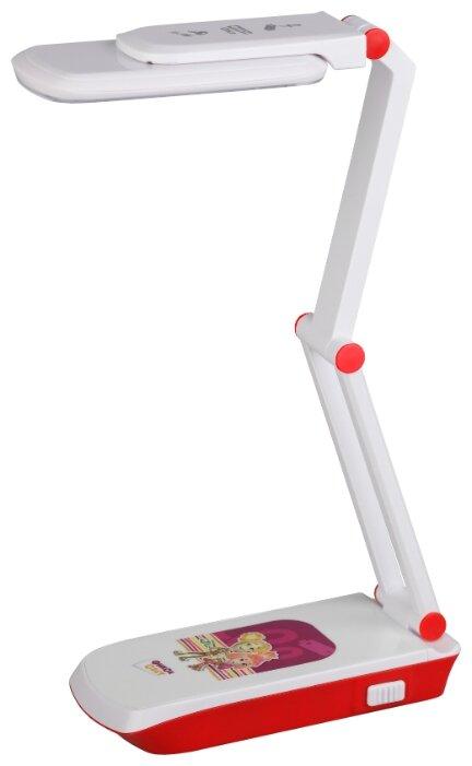 Настольная лампа ЭРА NLED-423-3W-R