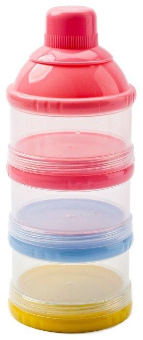 Трехслойный контейнер для пищевых сыпучих продуктов DE 0210