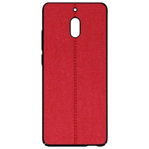 Чехол Volare Rosso Jeans для Nokia 2.1 красный