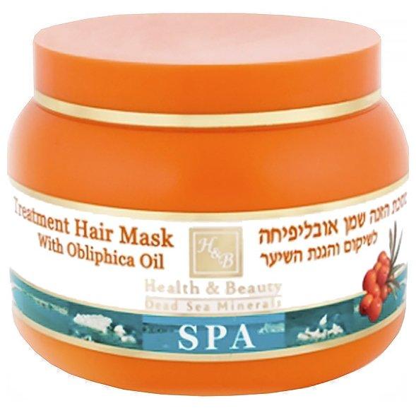 Health & Beauty Маска для волос с маслом облепихи