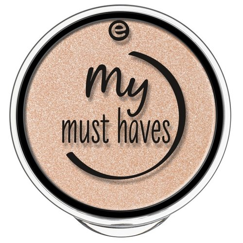 Essence Тени для век My must haves eyeshadow 01 go goldie!Тени<br>
