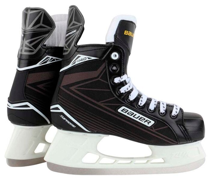 Коньки хоккейные BAUER Supreme S140 YTH детские(24)