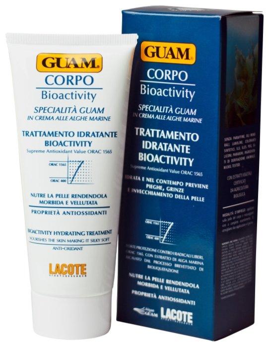 Крем для тела Guam Corpo увлажняющий биоактивный