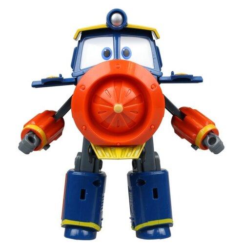 Купить Трансформер Silverlit Robot Trains Виктор 80168RT синий/красный, Роботы и трансформеры