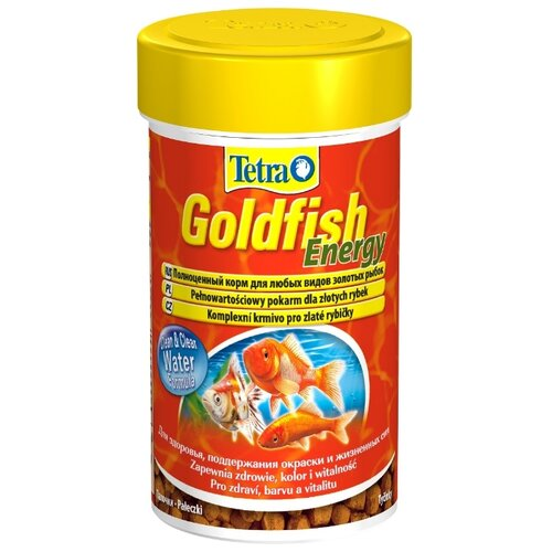 Сухой корм для рыб Tetra Goldfish Energy 100 мл сухой корм для рыб tetra goldfish energy 100 мл