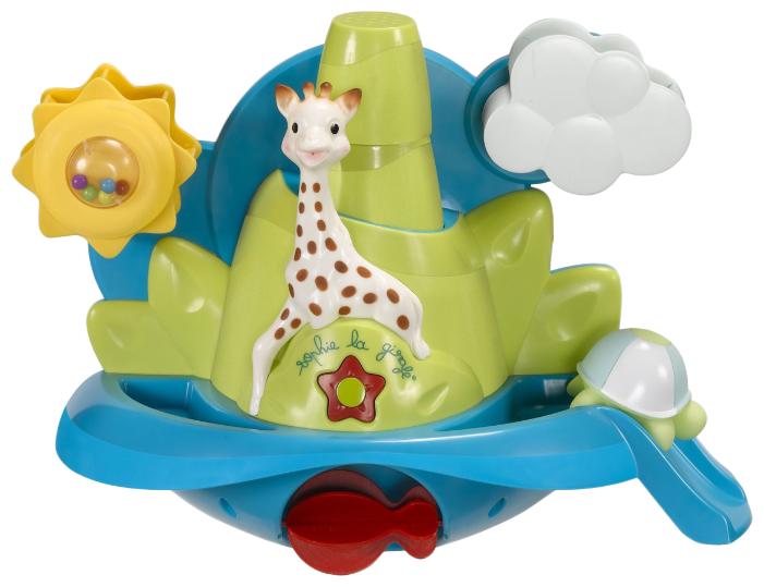 Игрушка для ванной Vulli Жирафик Софи купается (523416)