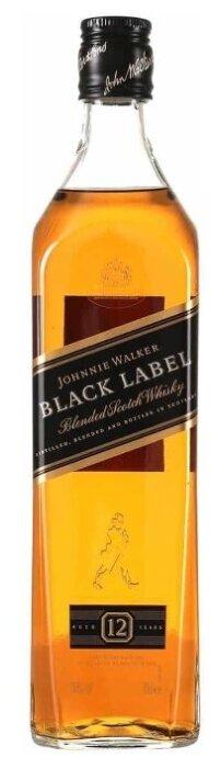 Виски Johnnie Walker Black Label, 0.7 л