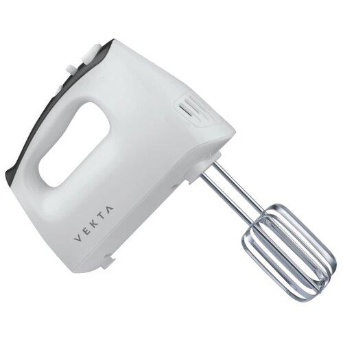 Миксер VEKTA HMP-0402, белый/черныйМиксеры<br>