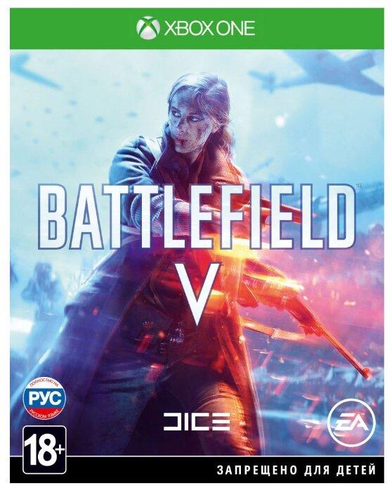 Игра Battlefield 5 (PS4, русская версия)