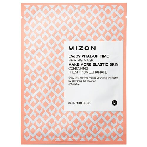 Mizon Enjoy Vital-Up Time Firming Mask укрепляющая тканевая маска, 25 млМаски<br>