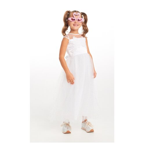 Платье INFUNT размер 110, золотойПлатья и сарафаны<br>