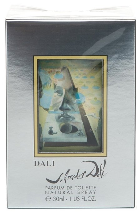 Парфюмерная вода Salvador Dali Dali