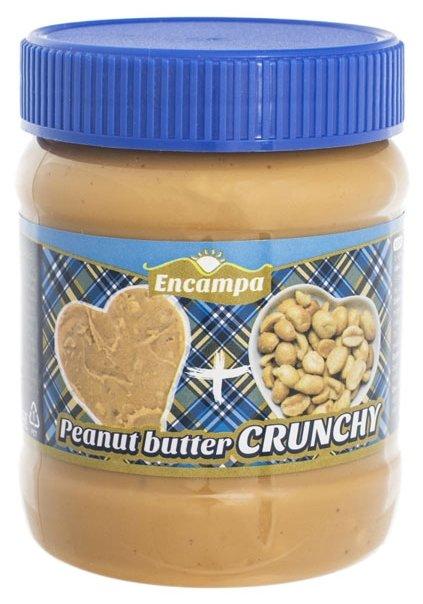 Encampa Арахисовая паста Crunchy