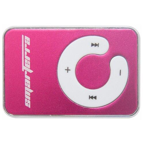 Плеер Smarterra P35 SKA розовый