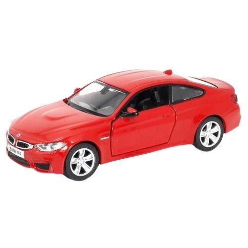 Купить Легковой автомобиль RMZ City BMW M4 (554035) 1:32 12.6 см красный, Машинки и техника