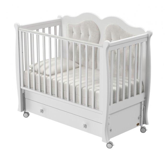 Кроватка Nuovita Affetto (маятник продольный)