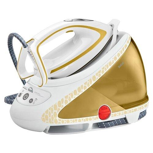 Парогенератор Tefal GV9581 Pro Express Ultimate старое золото/белый парогенератор tefal gv9061 pro express care красный белый