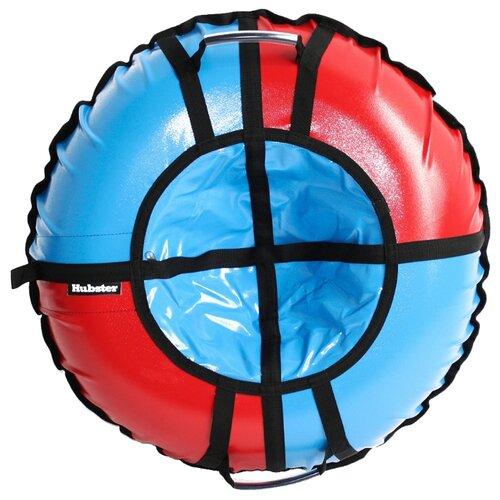 Тюбинг Hubster Sport Pro 90 см красный-синий тюбинг hubster люкс pro тундра 90cm во5693 3