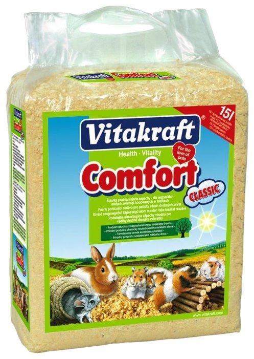 Наполнитель Vitakraft Comfort Classic 15 л