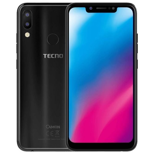 Смартфон TECNO Camon 11 черный (TCN-CF7-MIBK)