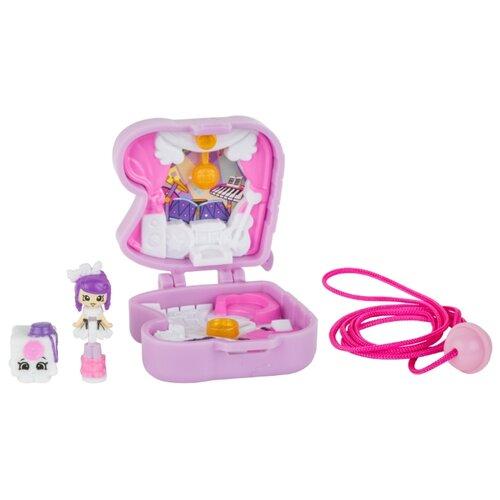 Игровой набор Moose Lil' Secrets - Магазин музыкальных инструментов 57342 moose замочек с секретом shopkins lil' secrets зоомагазин розовый