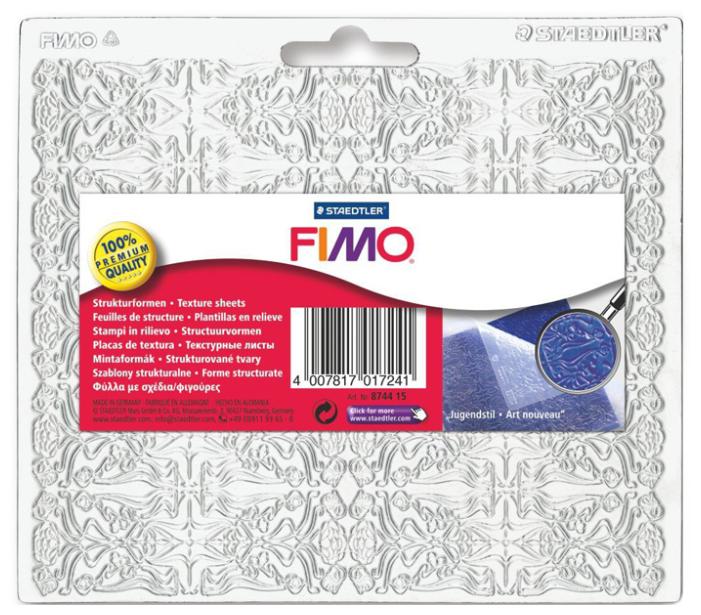 FIMO Текстурный лист Модерн (8744 15)