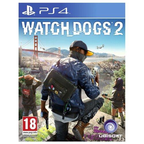 Игра для PlayStation 4 Watch Dogs 2Игры для приставок и ПК<br>
