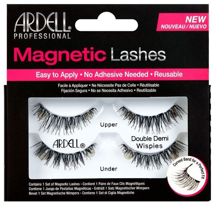 Ardell магнитные накладные ресницы Magnetic Lashes Double Demi Wispies